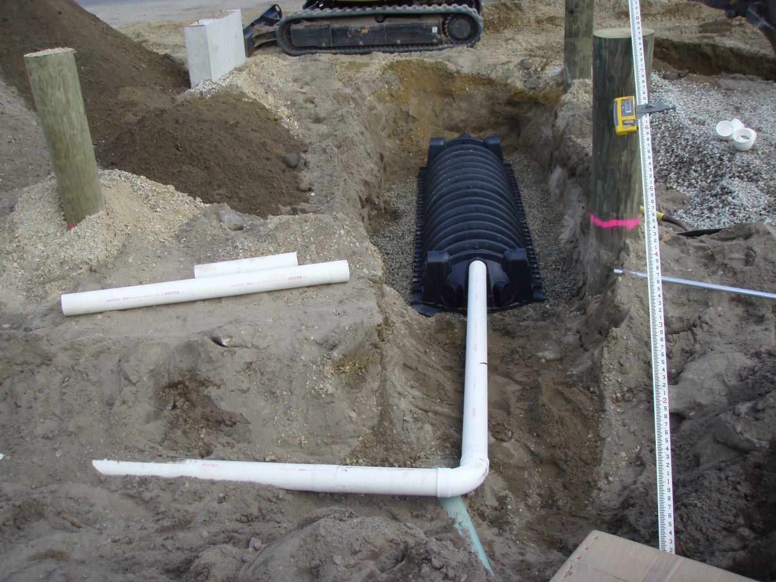 Drainage Work 5